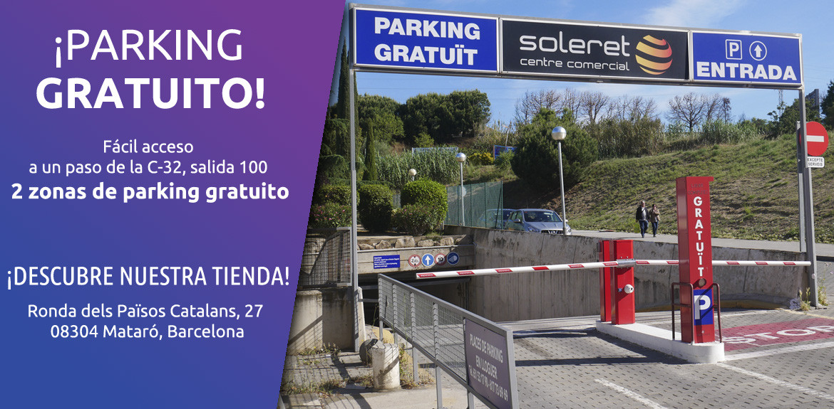 Raco de l'infant parking gratuito